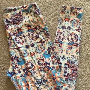 Unicorn LuLaRoe TC leggings